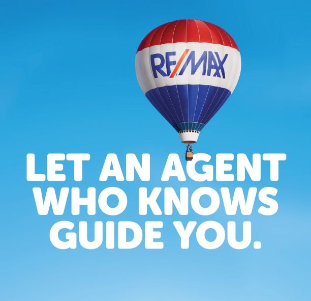 REMAX - Let an agent who knows guide you.