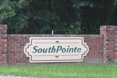 South Pointe Sign